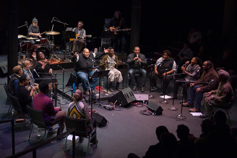 Parable of the Sower - Toshi Reagon and Co