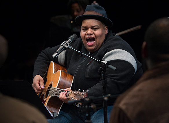 Parable of the Sower - Toshi Reagon