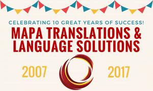 MAPA 10 Year Anniversary Banner sm