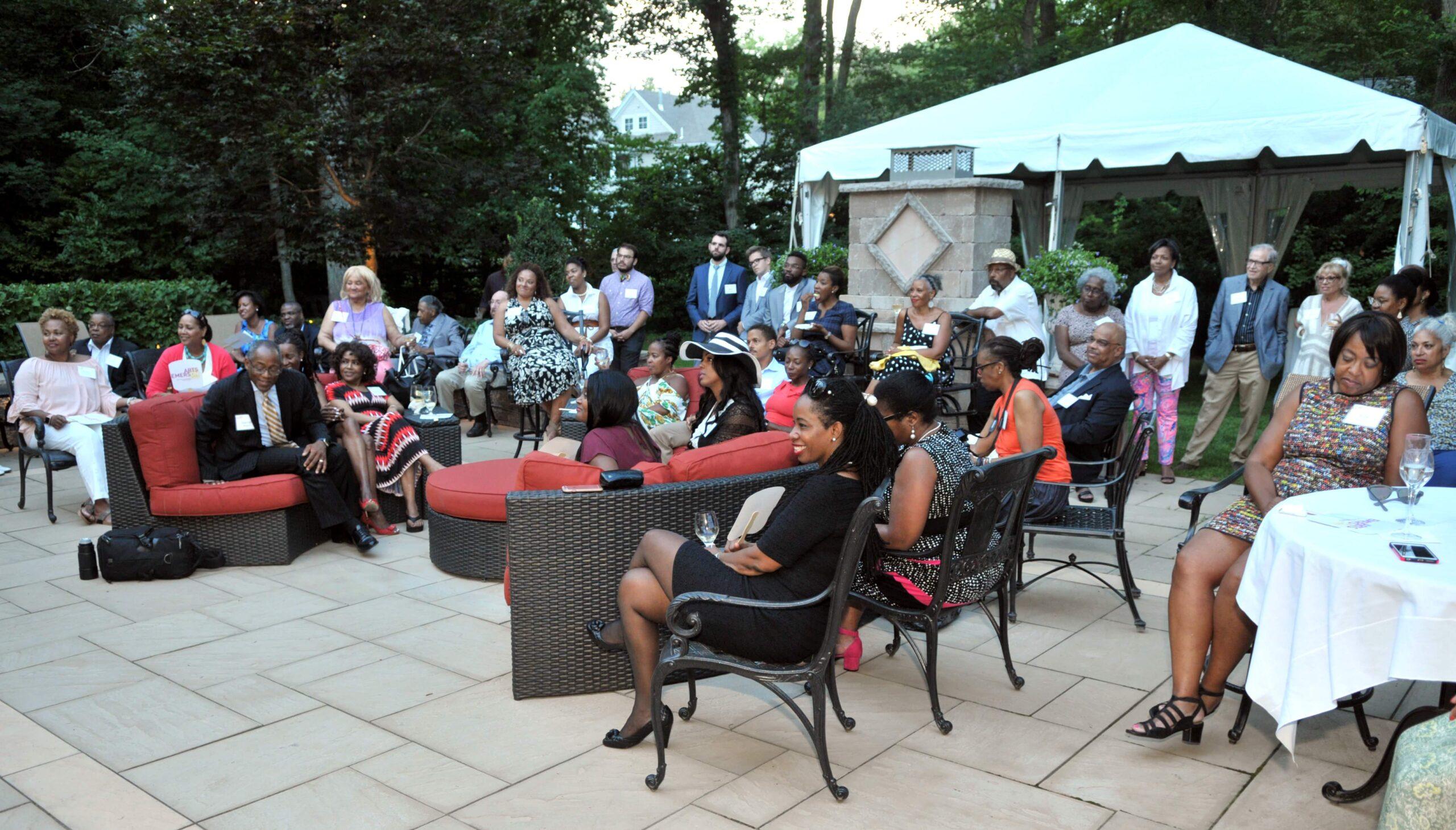 ArtsEmerson - Summer Garden Party Development Event