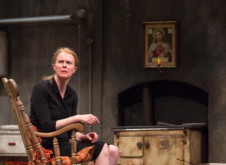 Ailsing O'Sullivan as Maureen Folan 2 photo by Stephen Cummiskey sm