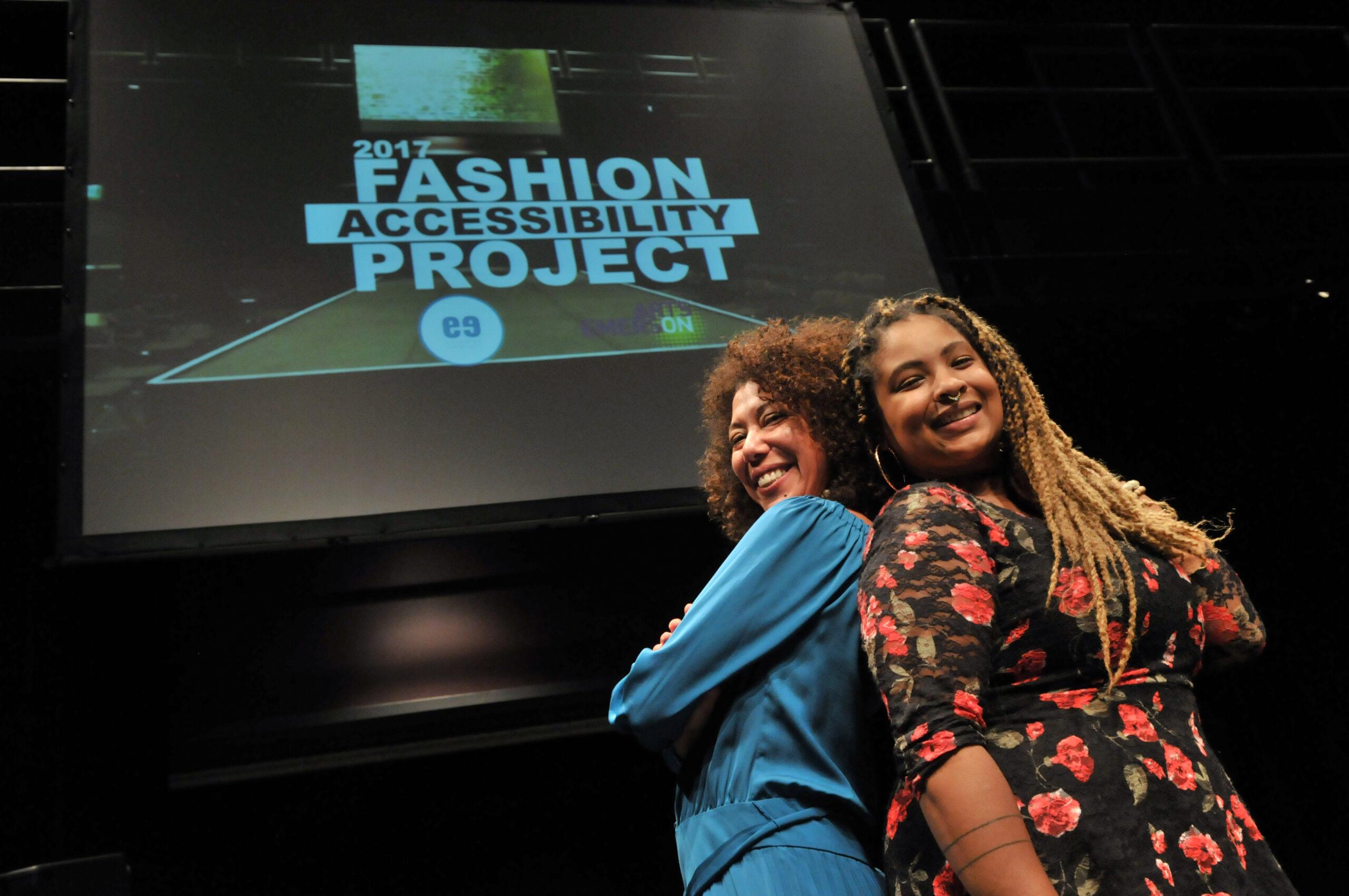 ArtsEmerson - Fashion Accessibility Project