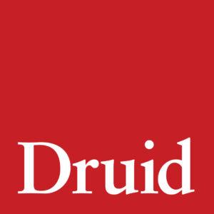 Druid logo - color version
